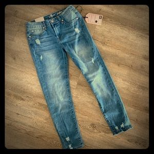 NWT Seven For All Mankind jeans- girls size 12